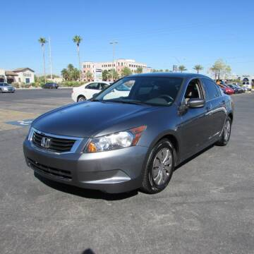 2010 Honda Accord for sale at Charlie Cheap Car in Las Vegas NV