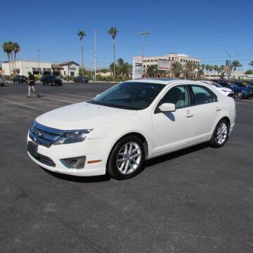 2010 Ford Fusion for sale at Charlie Cheap Car in Las Vegas NV