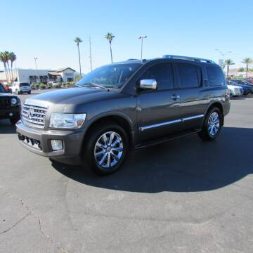 2008 Infiniti QX56 for sale at Charlie Cheap Car in Las Vegas NV