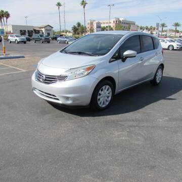 2016 Nissan Versa Note for sale at Charlie Cheap Car in Las Vegas NV