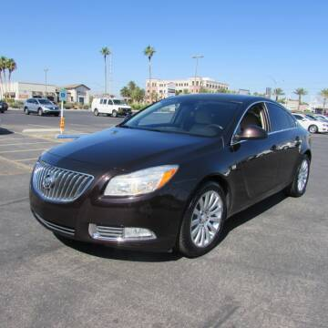 2011 Buick Regal for sale at Charlie Cheap Car in Las Vegas NV