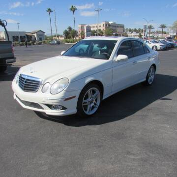 2009 Mercedes-Benz E-Class for sale at Charlie Cheap Car in Las Vegas NV