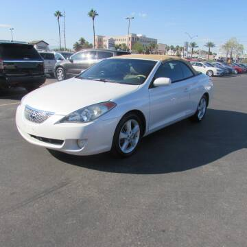 2004 Toyota Camry Solara for sale at Charlie Cheap Car in Las Vegas NV