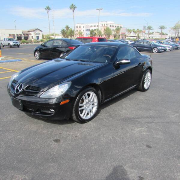 2008 Mercedes-Benz SLK for sale at Charlie Cheap Car in Las Vegas NV
