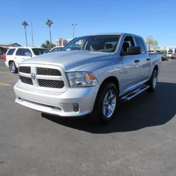 2015 RAM Ram Pickup 1500 for sale at Charlie Cheap Car in Las Vegas NV