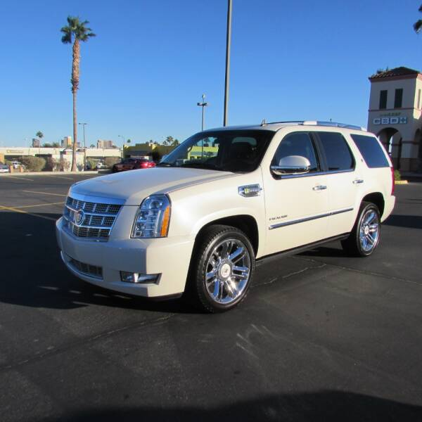 2011 Cadillac Escalade Hybrid for sale at Charlie Cheap Car in Las Vegas NV