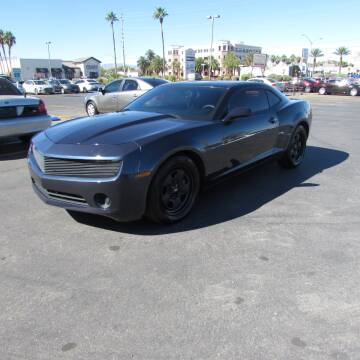 2013 Chevrolet Camaro for sale at Charlie Cheap Car in Las Vegas NV