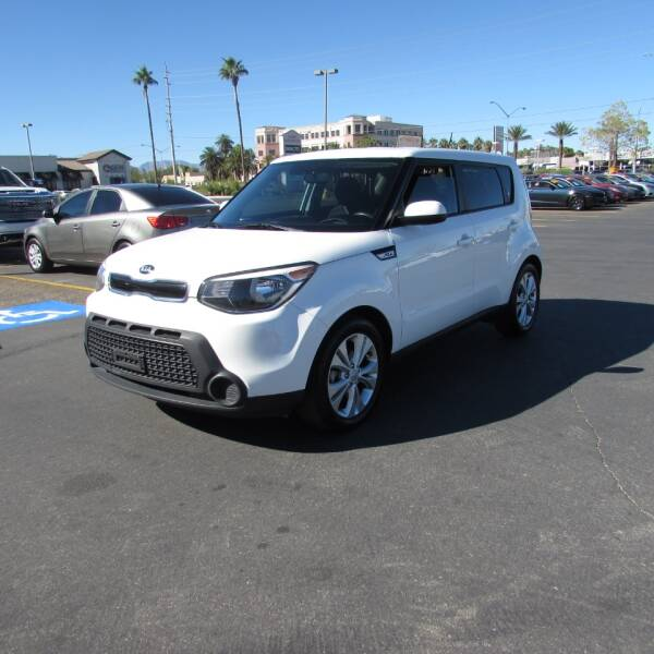 2015 Kia Soul for sale at Charlie Cheap Car in Las Vegas NV