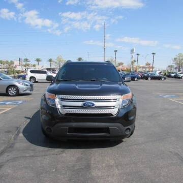 2015 Ford Explorer for sale at Charlie Cheap Car in Las Vegas NV