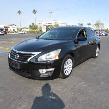2014 Nissan Altima for sale at Charlie Cheap Car in Las Vegas NV