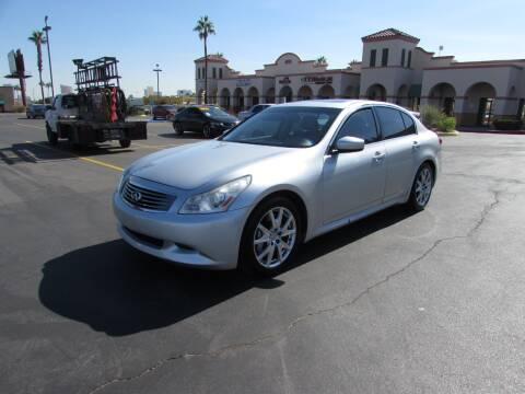 2009 Infiniti G37 Sedan for sale at Charlie Cheap Car in Las Vegas NV