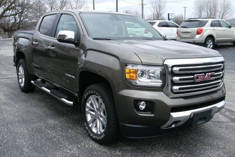 2017 GMC Canyon for sale in Middlebury, IN