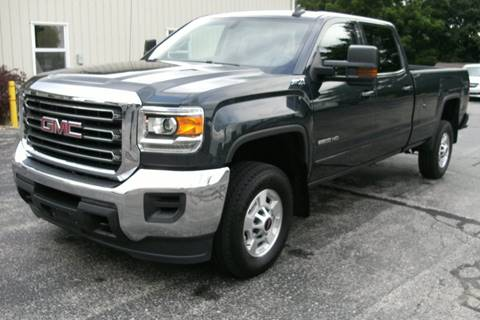 2018 GMC Sierra 2500HD for sale in Middlebury, IN