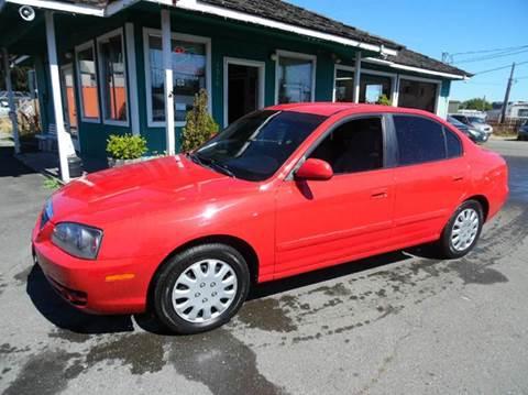 2004 Hyundai Elantra $3,999