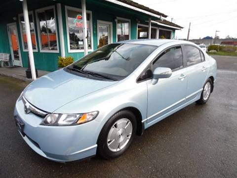 2008 Honda Civic For Sale In Port Townsend, WA