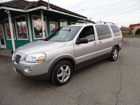 2006 Pontiac Montana SV6 for sale in Port Townsend, WA