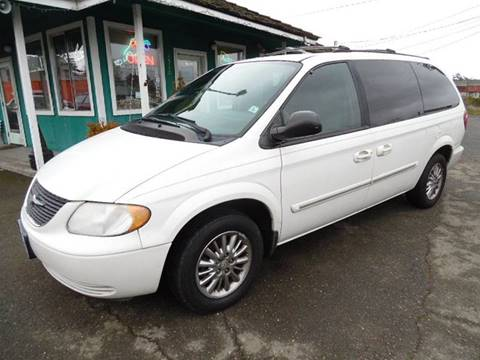 2004 Chrysler Town and Country for sale in Port Townsend, WA