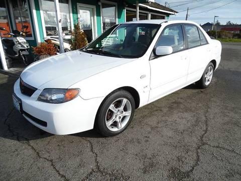 2003 Mazda Protege for sale in Port Townsend, WA