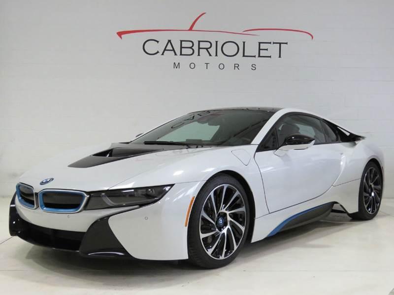 2015 BMW i8 for sale at Cabriolet Motors in Morrisville NC