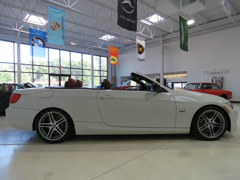 Bmw Series Is Dr Convertible In Morrisville NC - 2013 bmw 335is convertible
