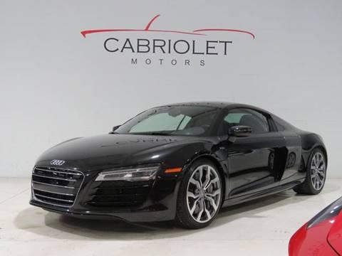 2014 Audi R8 for sale at Cabriolet Motors in Morrisville NC
