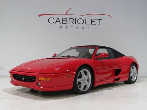 1997 Ferrari F355'' for sale at Cabriolet Motors in Morrisville NC
