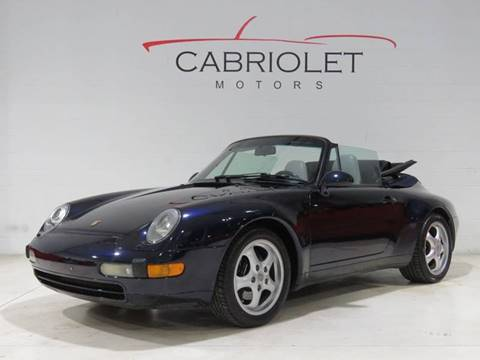 1995 Porsche 911 for sale in Morrisville, NC