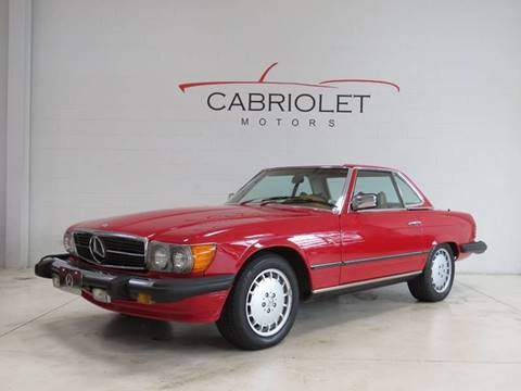 1978 Mercedes-Benz 450 SL for sale in Morrisville, NC