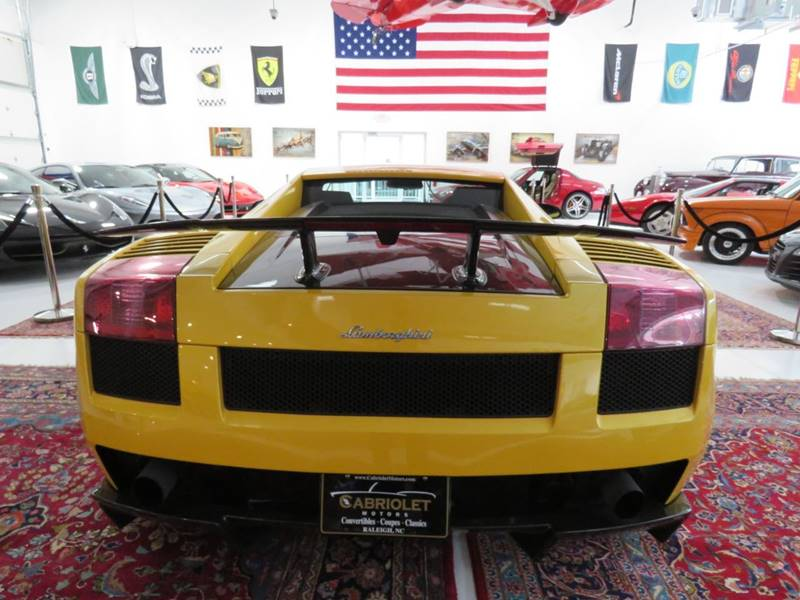 2008 Lamborghini Gallardo Morrisville Nc Raleigh North Carolina