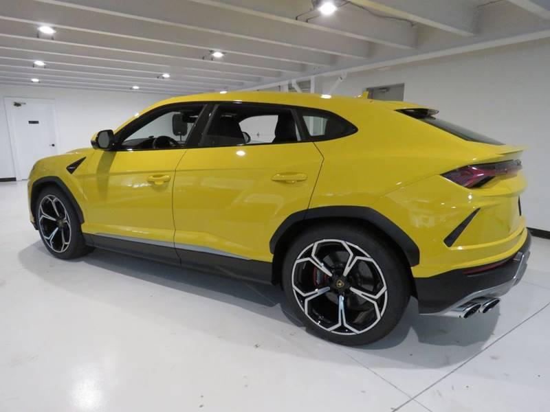 2019 Lamborghini Urus Morrisville Nc Raleigh North