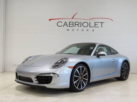 2014 Porsche 911 for sale in Morrisville, NC