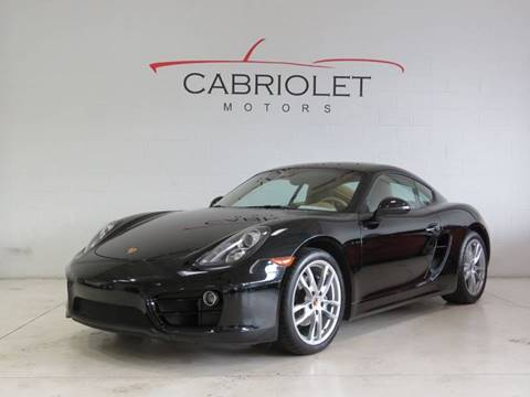 2014 Porsche Cayman for sale in Morrisville, NC