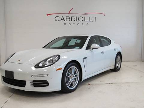 2016 Porsche Panamera For Sale In Morrisville Nc