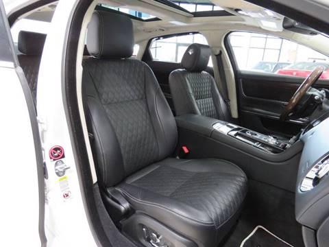 2016 Jaguar XJL