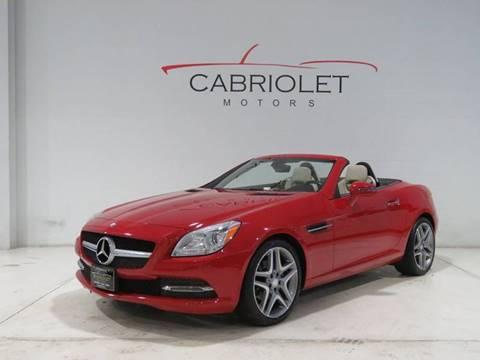 2013 Mercedes-Benz SLK for sale in Morrisville, NC