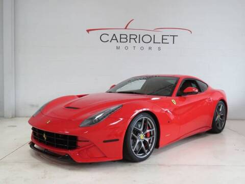 2017 Ferrari F12berlinetta for sale at Cabriolet Motors in Morrisville NC
