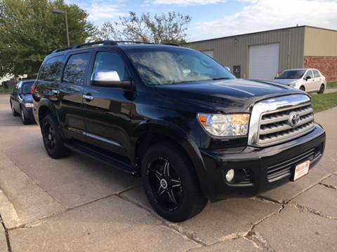 2012 Toyota Sequoia for sale in Des Moines, IA