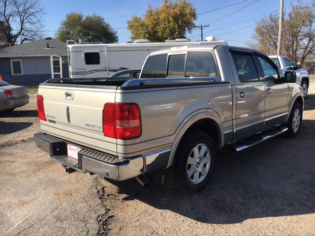 2006 Lincoln Mark Lt 4dr Supercrew Sb In Des Moines Ia Truck