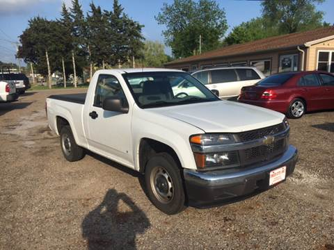 2007 Chevrolet Colorado for sale at Truck City Inc in Des Moines IA