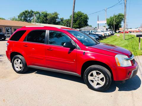 2006 Chevrolet Equinox for sale at Truck City Inc in Des Moines IA