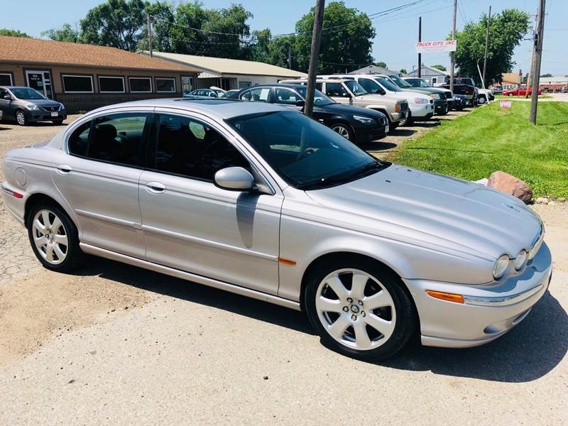 2005 Jaguar X Type AWD 3.0L 4dr Sedan   Des Moines IA