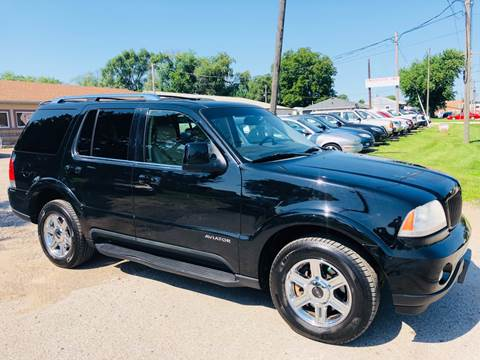 2005 Lincoln Aviator for sale at Truck City Inc in Des Moines IA