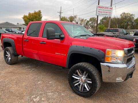 2009 Chevrolet Silverado 2500HD for sale at Truck City Inc in Des Moines IA