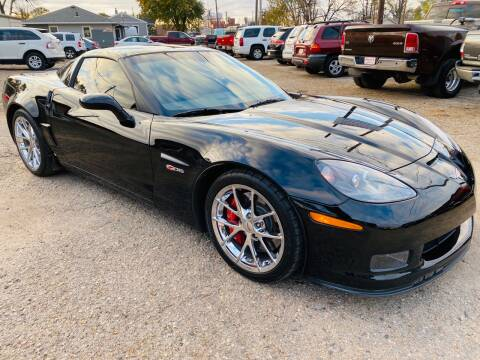 2009 Chevrolet Corvette for sale at Truck City Inc in Des Moines IA