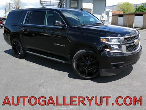 2015 Chevrolet Suburban for sale in Woods Cross, UT