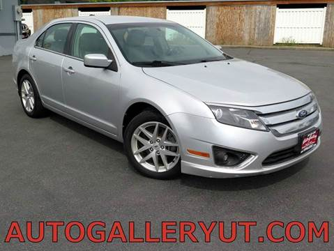 2012 Ford Fusion for sale in Woods Cross, UT