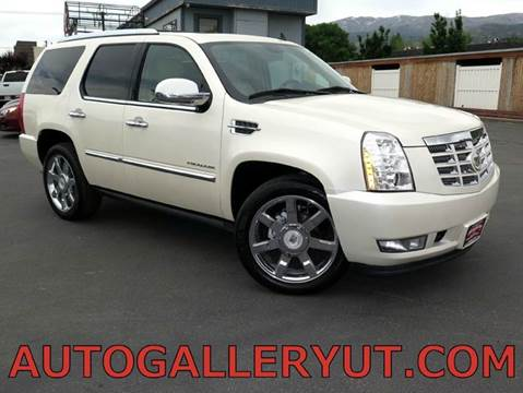 2010 Cadillac Escalade for sale in Woods Cross, UT