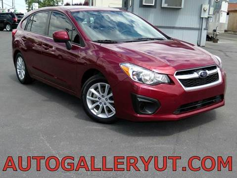 2014 Subaru Impreza for sale in Woods Cross, UT