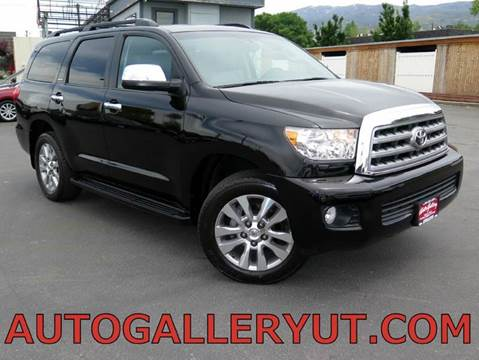 2012 Toyota Sequoia for sale in Woods Cross, UT