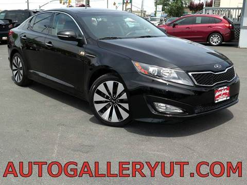 2012 Kia Optima for sale in Woods Cross, UT